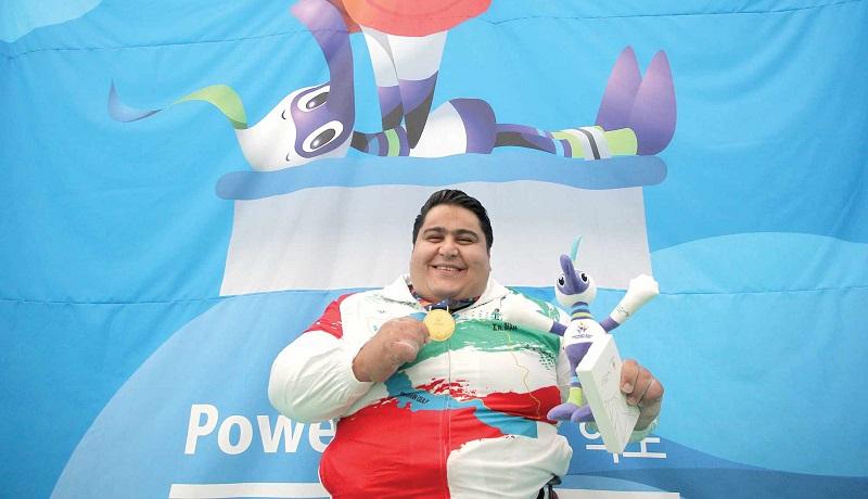 شوک ناگهانی به ورزش ایران / قویترین مرد پارالمپیک جهان درگذشت
