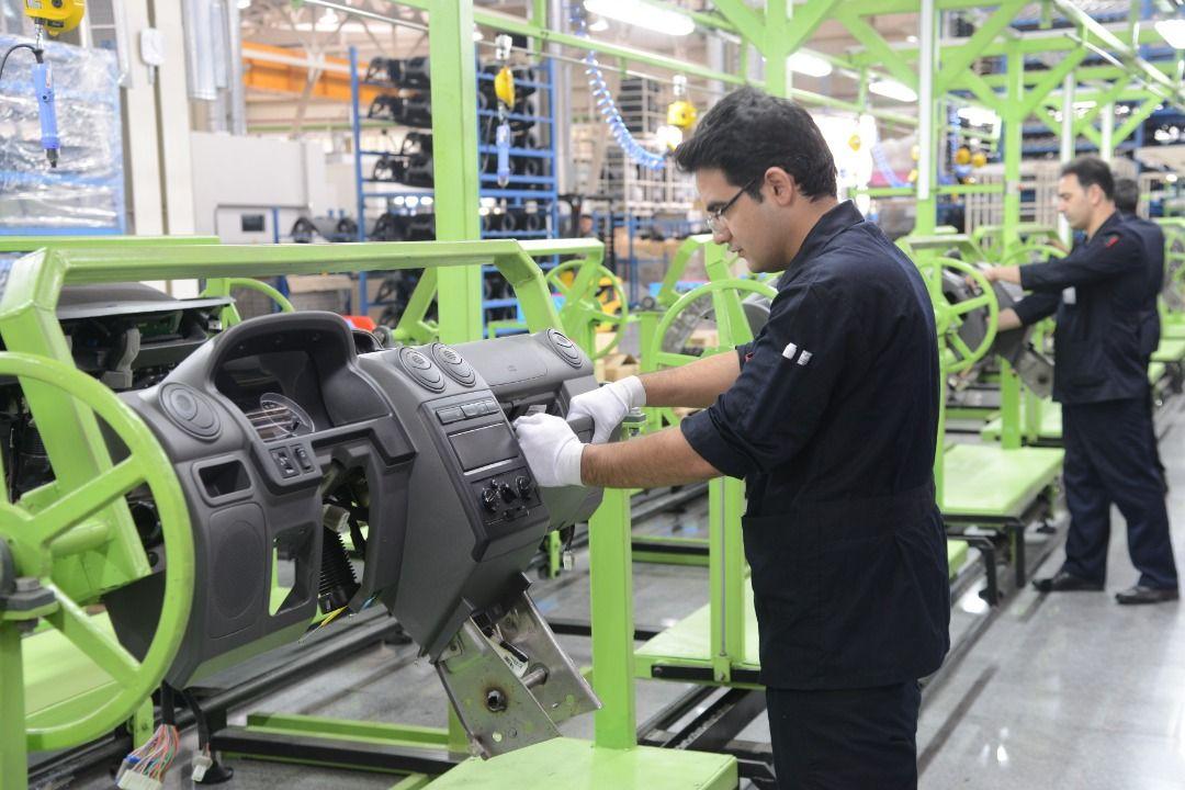 کروز توانایی طراحی و تولید هر نوع سپر و داشبورد مطابق با نیاز خودروساز را دارد