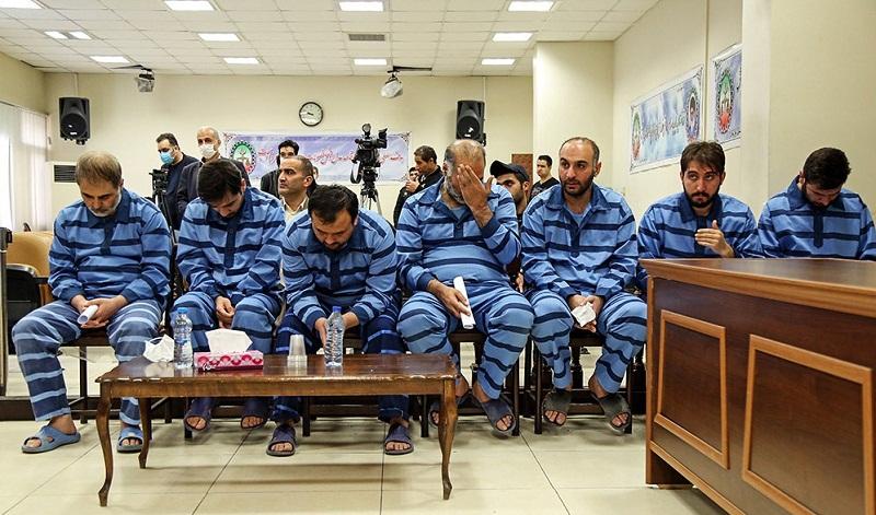 نخستين جلسه دادگاه محتکران ماسک و اقلام بهداشتی برگزار شد