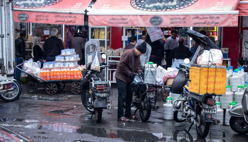 آخرین وضعیت بازار کالاهای اساسی تهران (گزارش تصویری)