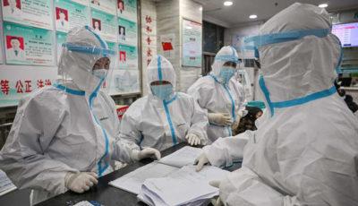 یک بیمارستان موقت کروناویروس در ووهان با کاهش شمار مبتلایان تعطیل شد