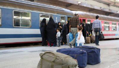 پرداخت 10 درصد جریمه کنسلی قطارها از سوی دولت و شرکت راهآهن