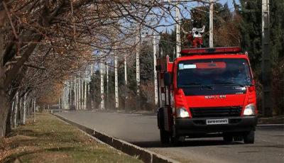 کاربری آتشنشانی، دستاورد دیگر بهمن دیزل در سال ۹۸