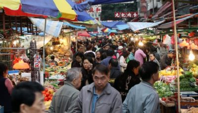 کاهش قیمت موادغذایی با هجوم کرونا