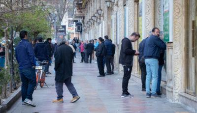 بازار ارز در اولینهای روزهای نوروز (گزارش تصویری)
