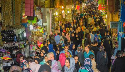 مردم ایران چگونه وقت خود را میگذرانند؟ + نمودار