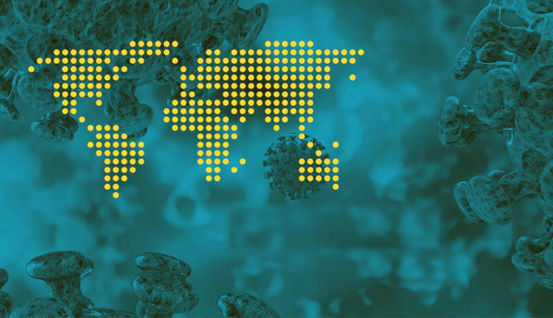 جهانگیری پندمی ویروس کرونا