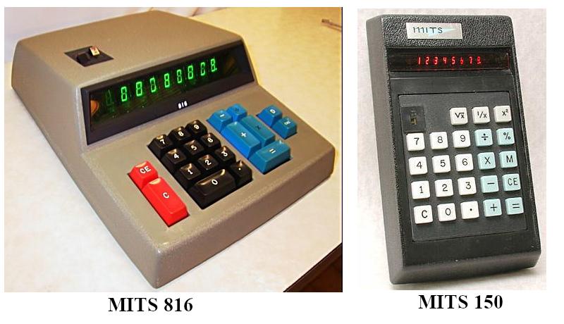 MITS 816 MITS 150