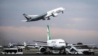 پروازهای داخلی ۸۰ درصد کاهش یافت / ایرلاینها چقدر ضرر کردند؟