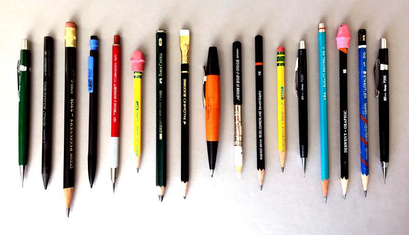 مجموعه مداد خودکار اتود
