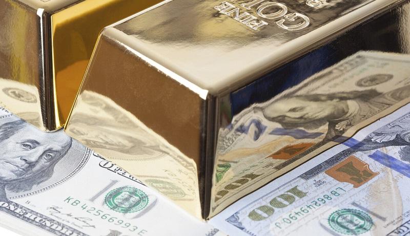 ادامه افت دلار و طلا در بازارهای جهانی / چرا کاهش نرخ بهره اثرگذار نبود؟