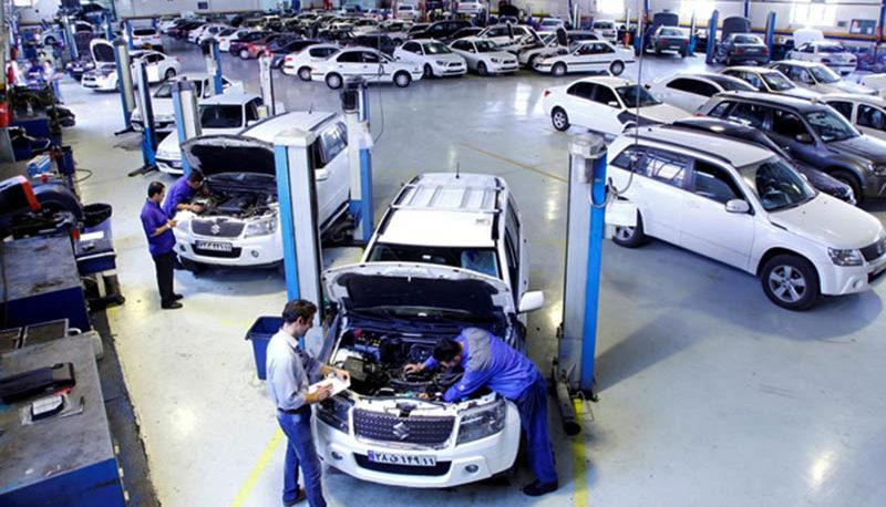 تولید ایرانخودرو نزولی شد / افزایش درآمد خودروساز بزرگ دولتی در پارسال