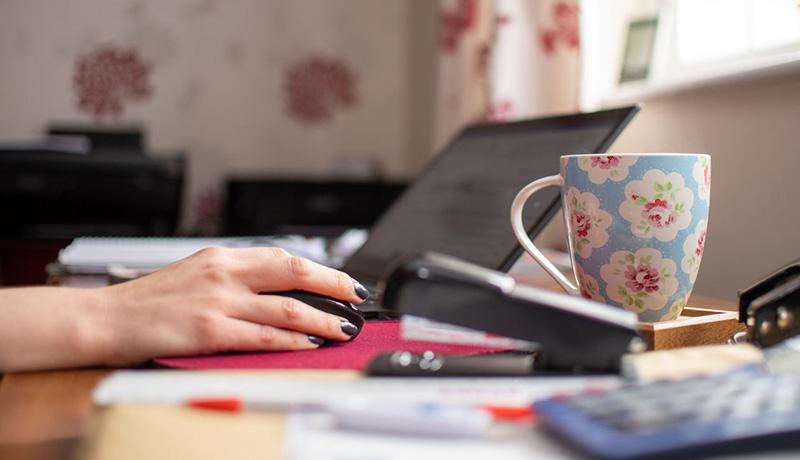 دورکاری و کار در خانه