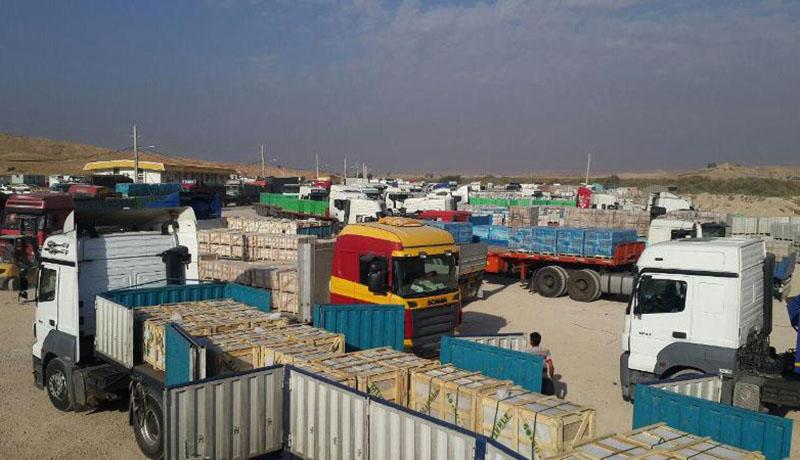 صادرات ایران به عراق ادامه دارد