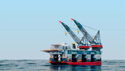 نفت برای سومین روز متوالی گران شد