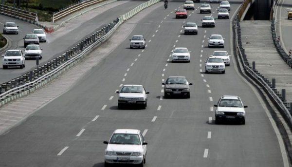 آغاز محدودیت تردد در ورودیهای پایتخت