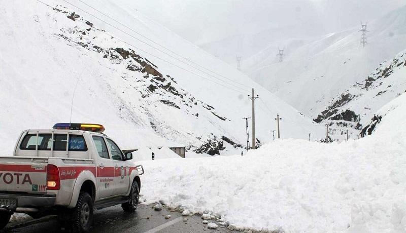 هواشناسی درباره بارش برف در ۱۳ استان هشدار داد