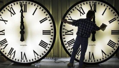 ساعت رسمی کشور از امشب به عقب میرود
