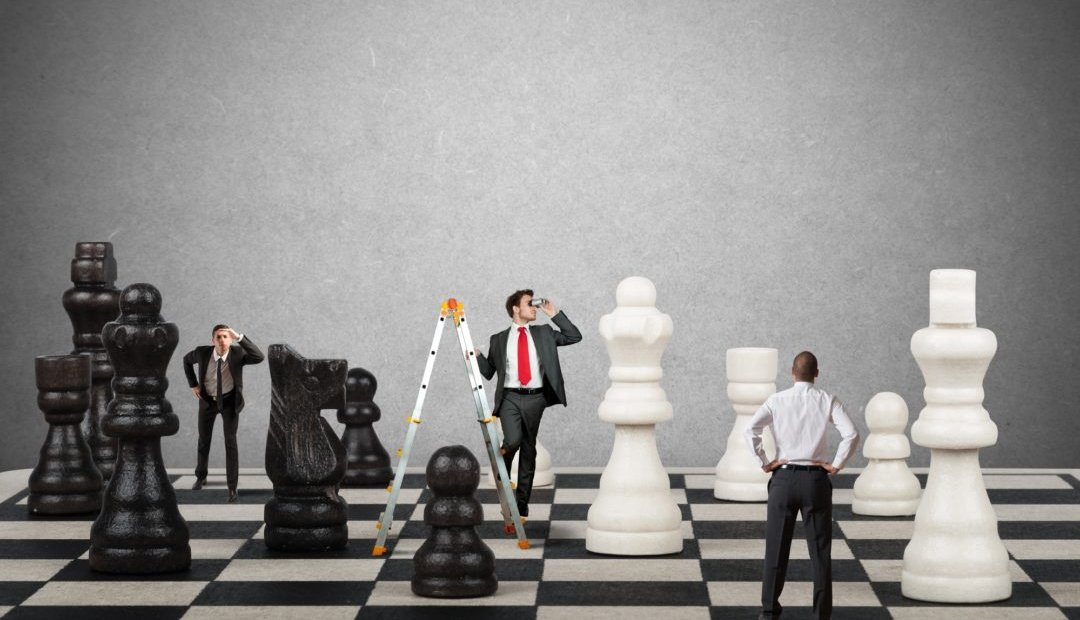 چگونه از نظریه بازیها در بازاریابی محصول خود بهره ببریم؟
