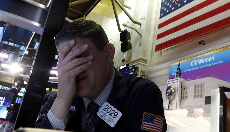 نگاهی به بدترین سقوطهای بورس در آمریکا / دوشنبه گذشته چقدر سیاه بود؟