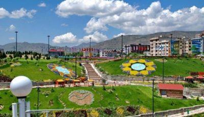 بوستانها و تفرجگاهها از امروز باز میشود