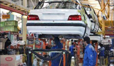 درخواست افزایش قیمت خودرو توسط انجمن خودروسازان