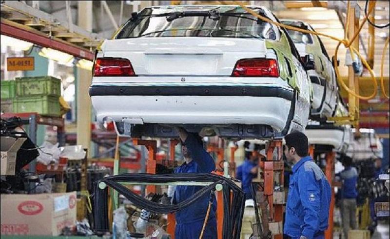 افزایش زیان انباشته خودروسازان به ۸۰ هزار میلیارد تومان