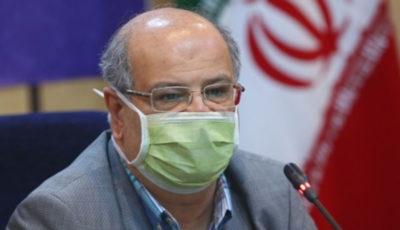 شرایط در تهران به نقطه مطلوب نرسیده است / کارمندان از ماسک استفاده کنند