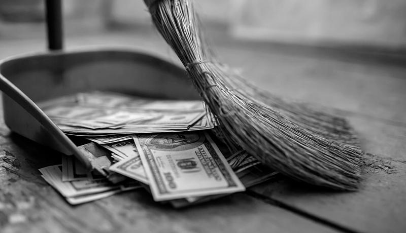 معضل پول کثیف در دوران کرونا