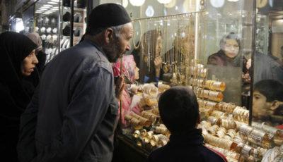 هجوم مردم به طلافروشیها برای فروش طلا!