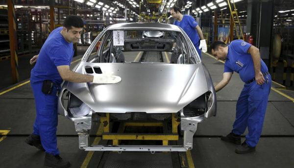 رشد ۱۸.۸ درصدی تولید انواع خودرو سواری