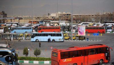 خسارت ۶۰۰ میلیارد تومانی کرونا به حمل و نقل جادهای