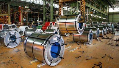 رشد ۴۰ درصدی تولید فولاد ایران