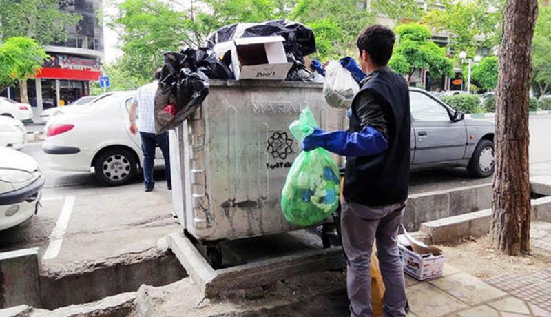 وضعیت نگرانکننده تولید زباله در پایتخت
