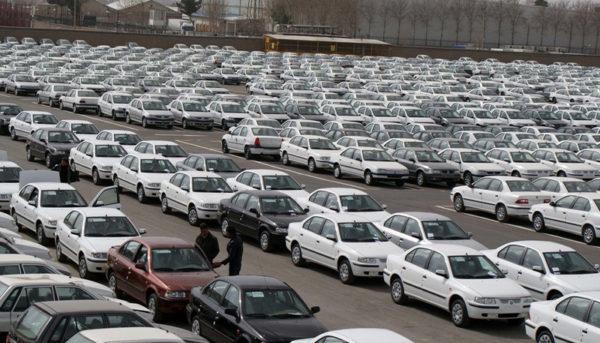 کشف ۳۸۷ خودروی صفر کیلومتر در تهران