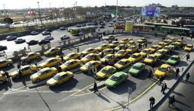 ممنوعیت سوار کردن ۳ مسافر در صندلی عقب تاکسیها