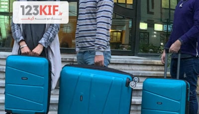راهنمای خرید کولهپشتی، خرید چمدان و کیف لپتاپ چرم از فروشگاه ۱۲۳kif.ir