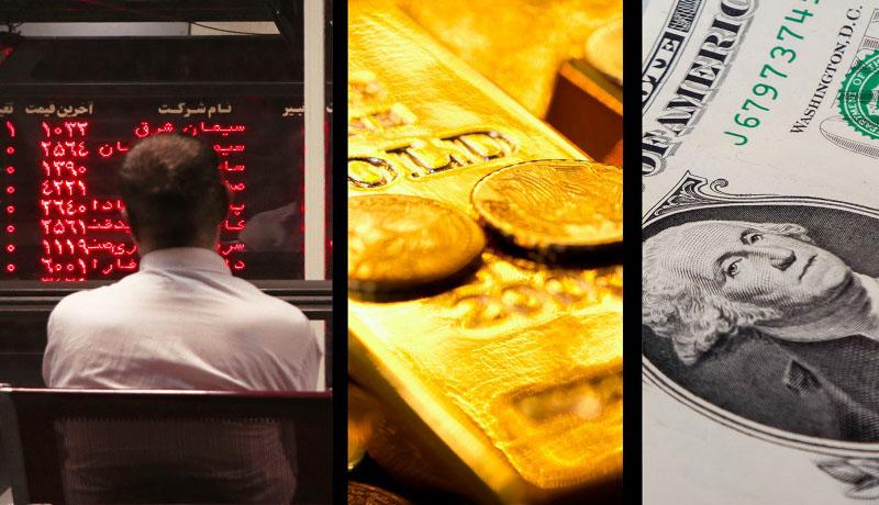 بورس زیاندهترین بازار دی ماه / عملکرد بازارهای ایران در ماه گذشته