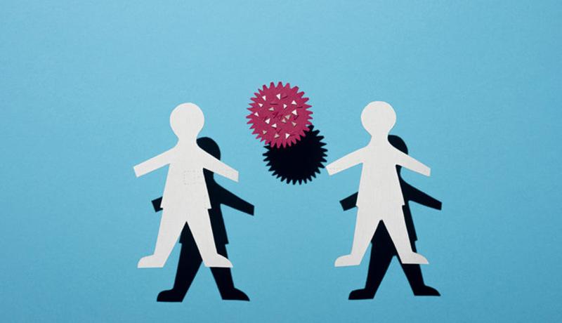 اگر یکی از کارکنان شرکتتان به ویروس کرونا مبتلا شد، چه کار کنید؟