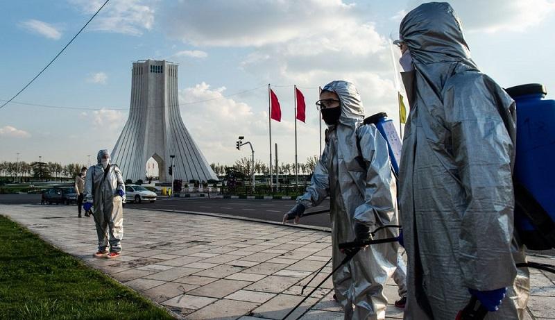 روایت بلومبرگ از مشکلات ایران در روزهای بحران کرونا