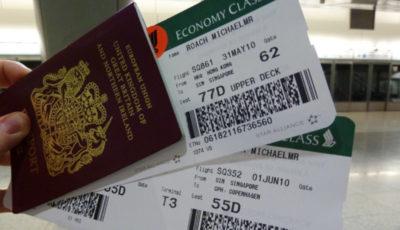افزایش قیمت بلیت هواپیما در راه است