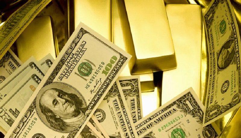 اولین واکنش دلار و طلا به افزایش نرخ بیکاری آمریکا