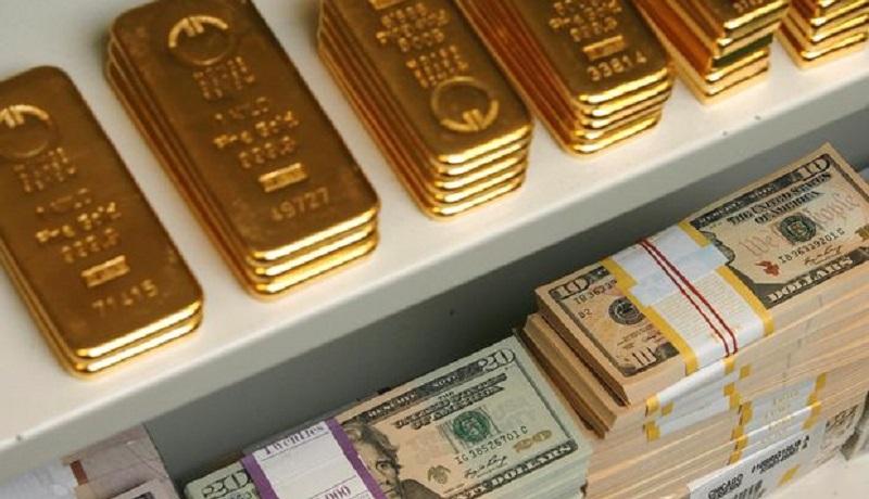 طلا به بالاترین رقم دو هفته گذشته رسید