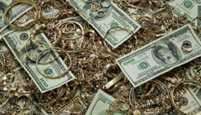 دلار همچنان در بالاترین سطح ۲ هفته اخیر / طلا به روند صعودی ادامه داد