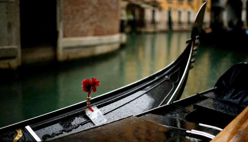 ونیز قایق خالی