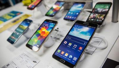واردات گوشی بالای ۳۰۰ یورو ممنوع شد