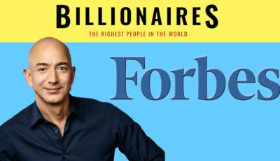 با ثروتمندترین فرد کشورهای مختلف آشنا شوید
