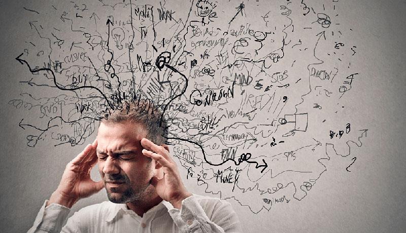 نگرانی استرس اضطراب