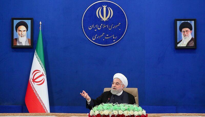 اظهارات جدید حسن روحانی درباره بورس / بخش از تأمین بودجه دولت با فروش سهام است
