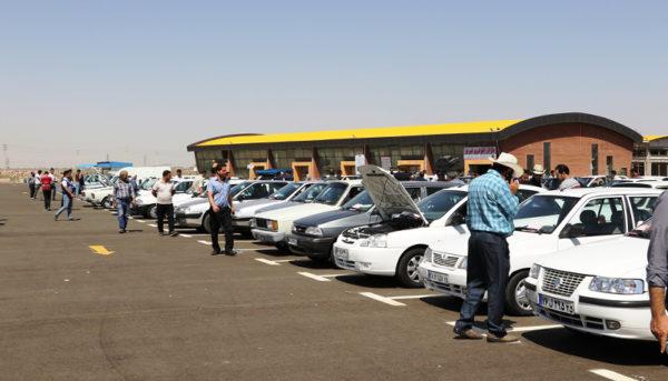 آخرین وضعیت بازار خودرو / معاملات خودرو قفل شد